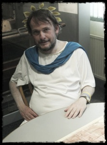 Spelthorne Museum Family Activity Day with a Roman Theme