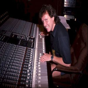 Engineer & Producer Martin Birch
